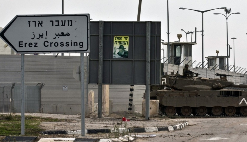 New Euro-Mid report documents Israeli harassment at Erez border crossing