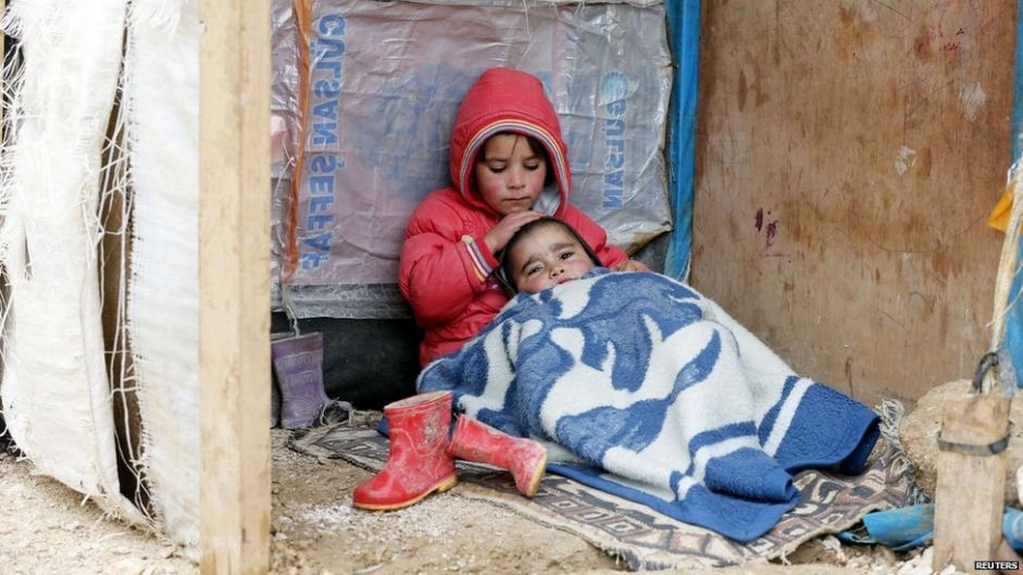 Syria conflict: Lebanon refugee curb prompts UN concern
