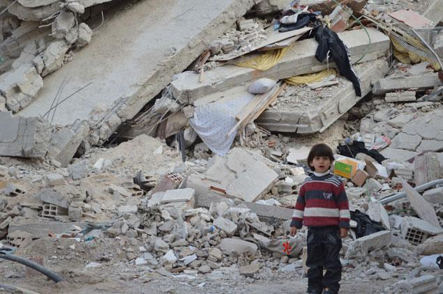 UNRWA draws attention to the suffering of Palestine refugees in Syria