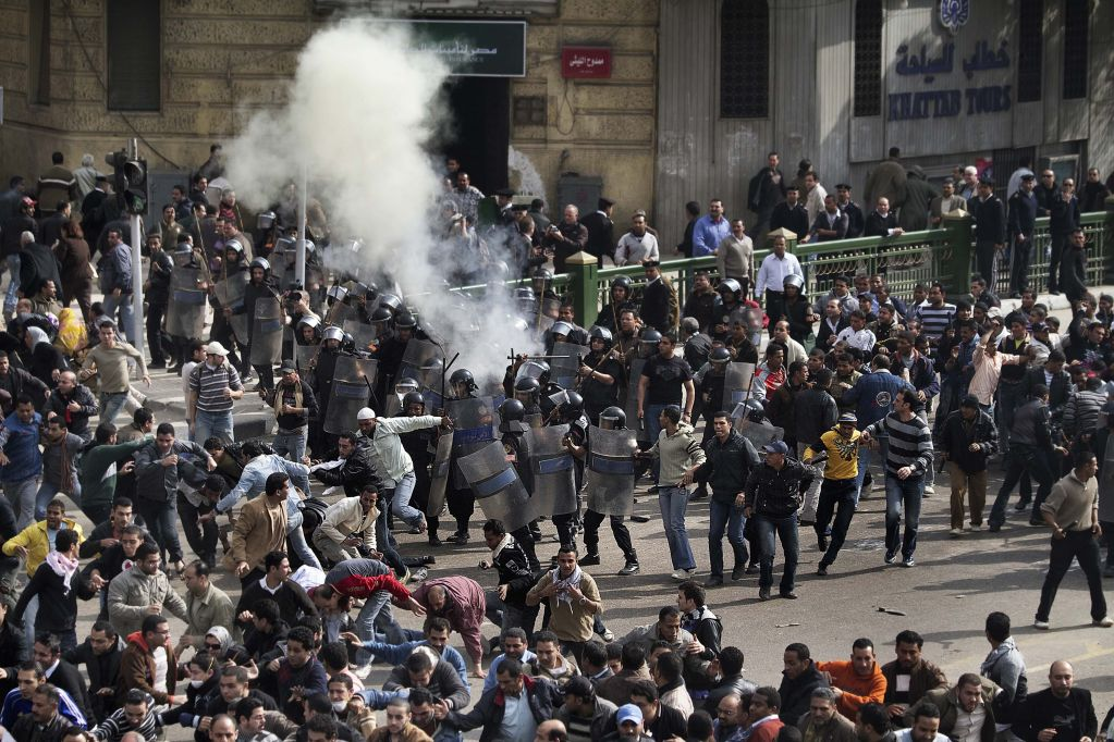 Euro-Med Monitor warns of Chaos in Egypt